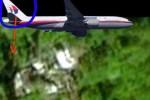 Người Campuchia nói nhìn thấy máy bay có biểu tượng giống MH370