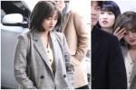 Bị nghi đóng clip sex với Jung Joon Young, sao nữ bật khóc giữa sân bay