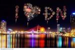 Lễ hội Pháo hoa quốc tế Đà Nẵng 2019 lấy cảm hứng từ sông Hàn
