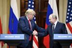 Tổng thống Trump được 'minh oan' không thông đồng với Matxcơva, Nga lập tức lên tiếng