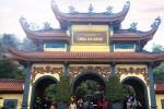 Sáng nay, TP.Uông Bí họp báo thông tin vụ chùa Ba Vàng truyền bá vong báo oán