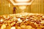 Giá vàng hôm nay 11/4: Tiếp đà tăng giá mạnh