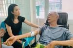 Nghệ sĩ Lê Bình bị hoại tử thân dưới, sức khỏe chuyển biến xấu