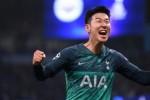 Son Heung-min tan vỡ khi hay tin bị cấm trận Ajax
