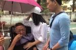 """Nghệ sĩ Lê Bình khóc nức nở với Cát Phượng: """"Lần vô thuốc này anh đau quá em ơi"""""""
