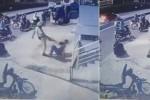 Công an TP.HCM điều tra CSGT chĩa súng, đá người vi phạm