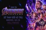 "Bom tấn ""Avengers: Endgame"" sẽ thay đổi Vũ trụ Marvel và cả Hollywood"
