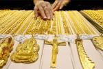 Ngày 23/4:  Giá vàng tiếp tục chạm đáy