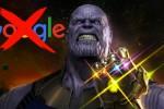 """Thanos búng tay làm """"bay"""" nửa kết quả tìm kiếm trên Google"""