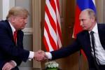 Tổng thống Trump nhờ Tổng thống Putin hỗ trợ gây sức ép lên Triều Tiên