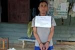 Bắt nghi phạm người Lào vận chuyển 12.000 viên ma túy tổng hợp