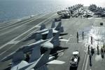 """Mỹ phái tàu sân bay, máy bay ném bom tới Trung Đông """"dằn mặt"""" Iran"""