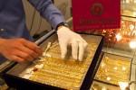 Ngày 7/5: Giá vàng tiếp tục giảm giá mạnh