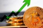 Bitcoin tiếp tục tăng vọt