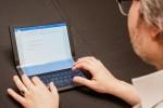 ThinkPad X1 gây 'sốc' với màn hình gập lại không nếp gấp
