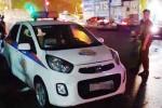 Nữ tài xế bị đâm gục trong taxi do mâu thuẫn cá nhân