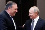 """Ông Putin: Nga không phải """"đội cứu hỏa"""" cứu thỏa thuận hạt nhân với Iran"""