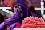 Trung Quốc hủy mua hơn 3.200 tấn thịt lợn Mỹ để trả đũa Trump