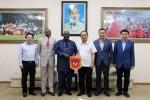Tuyển Việt Nam lên lịch đá giao hữu với Nigeria