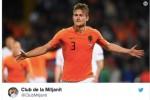 """Ajax đạt thỏa thuận khủng bán đứt De Ligt cho """"Gã khổng lồ"""""""