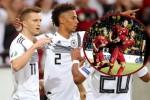 """""""Cỗ xe tăng"""" Đức giúp ĐT Việt Nam tiếp tục nhận tin vui từ BXH FIFA"""