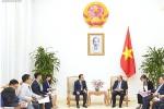 Thủ tướng ủng hộ Samsung tiếp tục đầu tư lớn tại Việt Nam