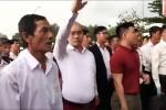 """Tổng giám đốc địa ốc Alibaba cùng nhân viên """"quây"""" trụ sở công an đòi thả người"""