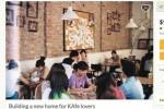 Đào Chi Anh gọi vốn cộng đồng 200.000 USD để xây dựng lại The KAfe