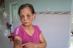 Nóng trên mạng xã hội: Phẫn nộ con dâu đánh mẹ chồng bầm tím mặt