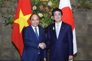 """Thủ tướng mời doanh nghiệp Nhật Bản """"mở hàng"""" EVFTA"""