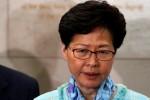 Sinh viên khước từ đề nghị đối thoại của lãnh đạo Hồng Kông