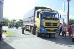 Bị xe tải cán, người đàn ông tử vong tại chỗ