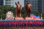 Nhân giỗ cố lãnh đạo Kim Nhật Thành, Triều Tiên kêu gọi tự chủ