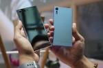Sony sắp trình làng điện thoại có thể gập lại