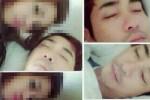 Lộ ảnh giường chiếu của sao nam vừa bị bắt vì cưỡng hiếp 2 cô gái