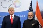 Sau Trung Quốc và Mexico, đến lượt Ấn Độ bị Tổng thống Trump dằn mặt
