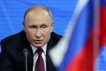Tổng thống Putin: Nga và Ukraine cùng một dân tộc