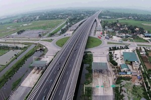 Lộ diện nhà đầu tư nước ngoài dự thầu cao tốc Bắc - Nam
