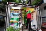 Doanh nghiệp tranh đua đưa thực phẩm tươi sống đến tận nhà