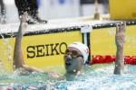 Kình ngư Huy Hoàng giành suất dự Olympic 2020