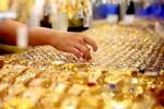 Ngày 23/7: Giá vàng trong nước tiếp tục đi xuống