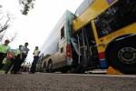 Hai xe buýt đối đầu trực diện làm 77 người bị thương: Huy động 26 xe cứu thương, 15 xe cứu hỏa tới giải cứu
