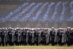 190.000 cảnh sát Trung Quốc diễn tập ở tỉnh gần Hong Kong