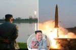 Hàn Quốc nói gì về vụ phóng tên lửa mới nhất của Triều Tiên?