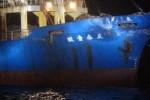 Chiến hạm Trung Quốc bị cáo buộc va chạm với tàu hàng Đài Loan