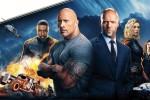Fast & Furious - Hobbs & Shaw: Hay về hành động, kỹ xảo nhưng yếu về nội dung