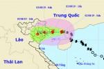 Chiều nay, bão số 3 giật cấp 12 vào đến vùng biển Quảng Ninh - Hải Phòng