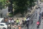 Nổ hàng loạt ở thủ đô Thái Lan, hai người bị thương