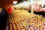 Ngày 6/8: Giá vàng tiếp tục tăng, sắp chạm mức 41 triệu đồng