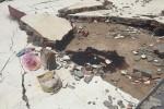 Sập tường khu nhà xưởng ở Bình Dương, hai công nhân bị đè chết